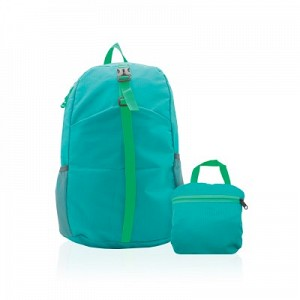 Turquoise Convertible  Backpack