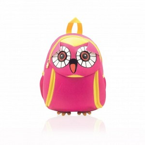 Pinky Owl Kids Backpack