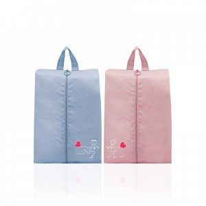 Valentines Travel Shoes Bag Set
