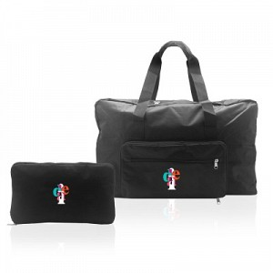 Wind Blow Large Folded Travel Holdall