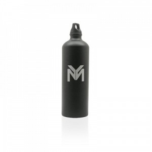 Matte Black Bottle