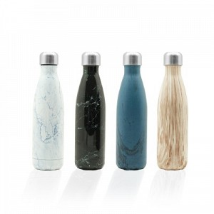 John Lewis Natural Pattern Vacuum Sealed Bottle