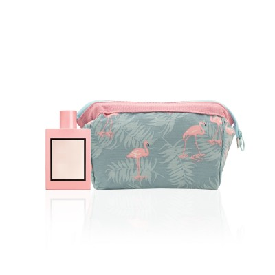 Tropical Prints Frame Pouch