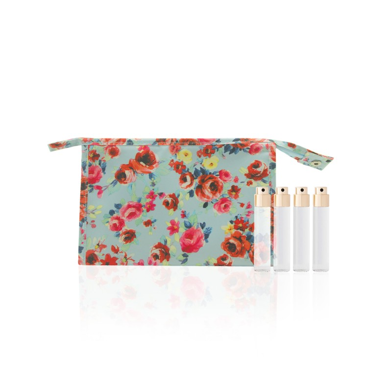 Blossom Floral Printed Pouch